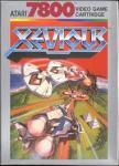 Original Xevious cover art (c) Atari, Namco