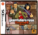 Grand Theft Auto: Chinatown Wars cover art (c) 2009 Rockstar, Nintendo