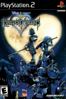 Kingdom Hearts cover art © Disney, Square, etc. (source)