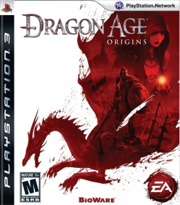 Dragon Age: Origins cover art © Bioware, EA, Sony probably