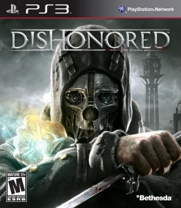 Dishonored cover art © Bethesda, Sony, etc., etc. (source)