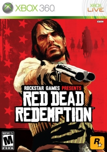 Red Dead Redemption cover art © Rockstar, Microsoft