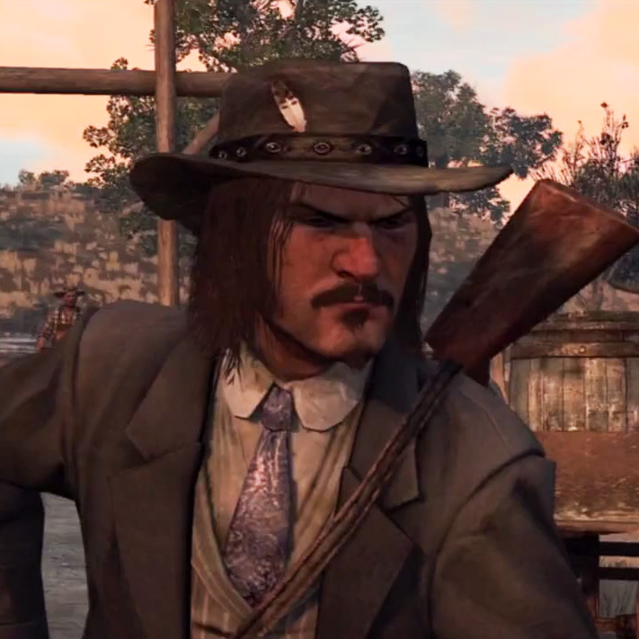 I Don T Know Jack Marston Red Dead Redemption