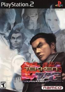 Tekken Tag Tournament cover art © Namco, Sony