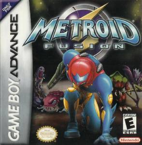 Metroid Fusion cover art © Nintendo