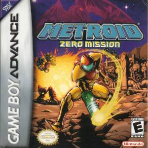 Metroid Zero Mission cover art © Nintendo