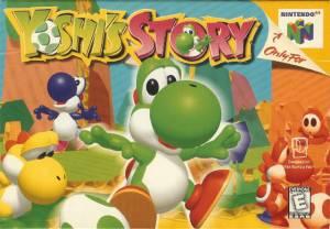 Yoshi's Story cover art © Nintendo