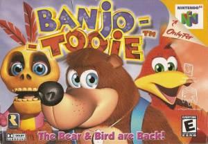 Banjo-Tooie cover art © Rare, Nintendo