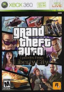 GTA: Episodes from Liberty City cover art © Rockstar
