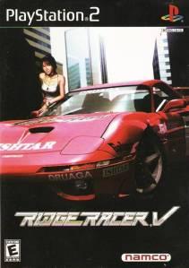 Ridge Racer V cover art © Namco, Sony