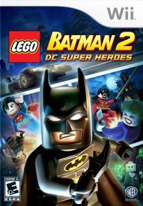 LEGO Batman 2 cover art © Nintendo, TT Games