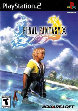 Final Fantasy X © Square Enix, Sony