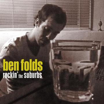 Ben Folds - Rockin in the Suburbs (2001) album art