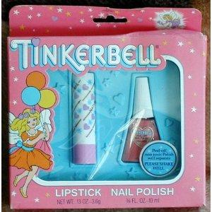Tinkerbell makeup set