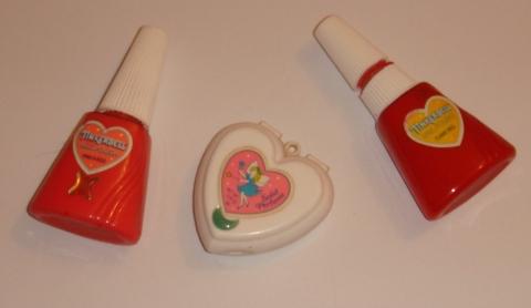 tinkerbell nail polish