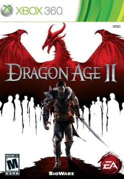 Dragon Age II cover art © Bioware, EA
