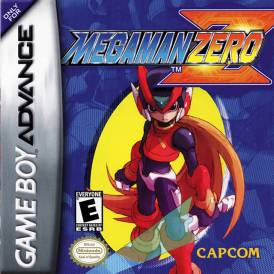 Mega Man Zero cover art © Capcom, Nintendo