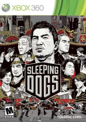 Sleeping Dogs cover art © Square Enix, Microsoft