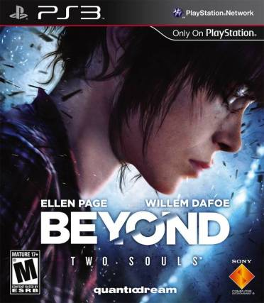 Beyond: Two Souls cover art © Quantic dream, Sony