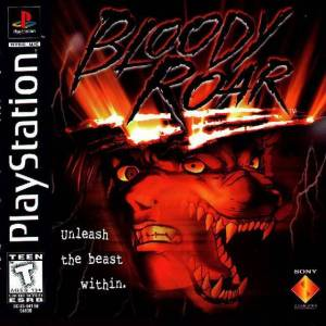 Bloody Roar cover art © Hudson, Sony