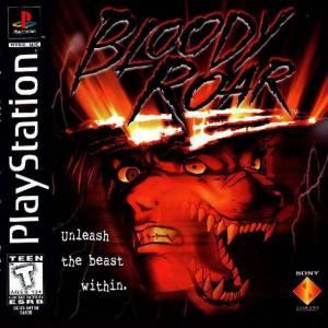 Bloody Roar cover art © Hudson, Sony