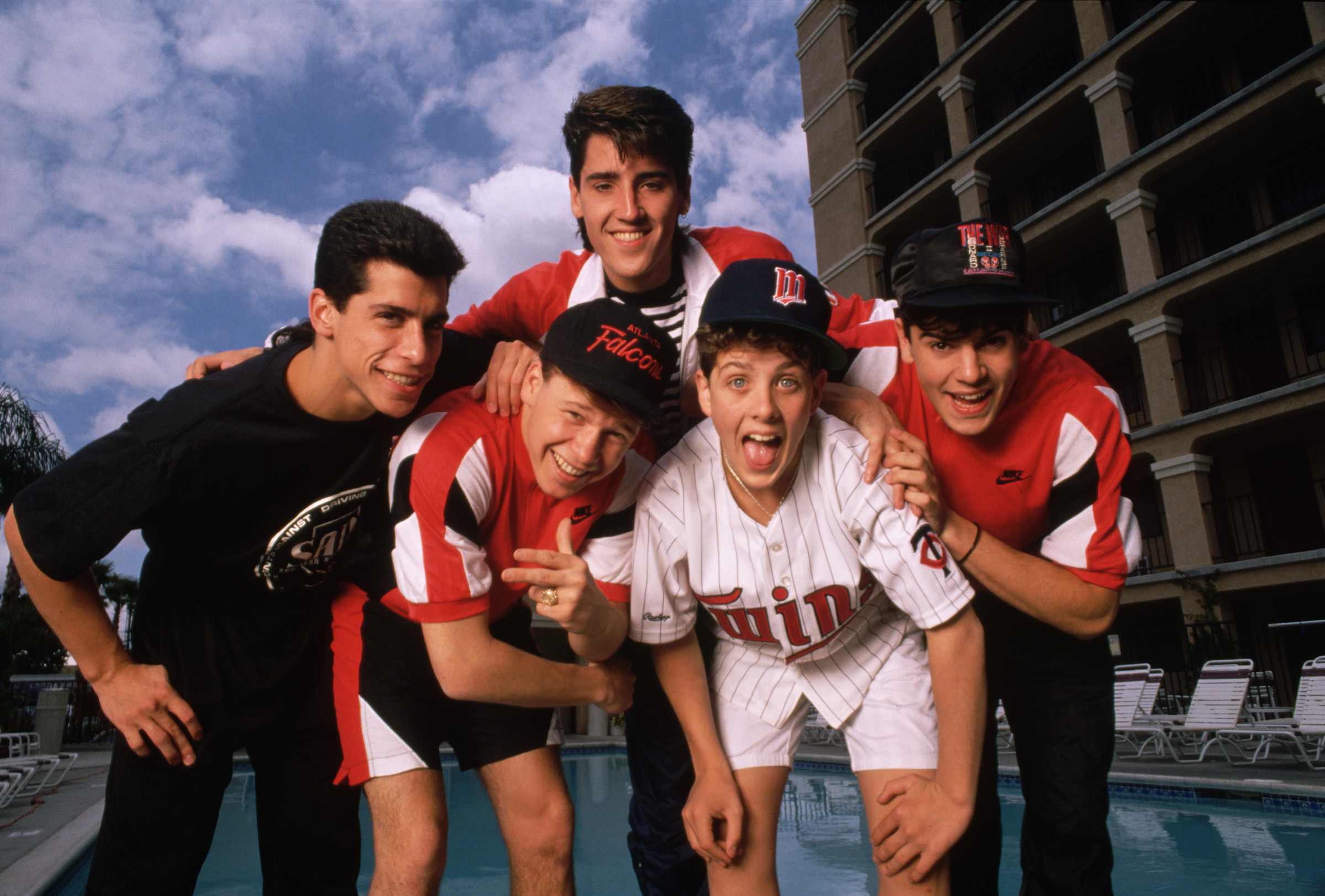 Totally 80s The New Kids On The Block Recollections Of Play