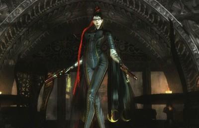Also, her standing still stance was completely inhuman.