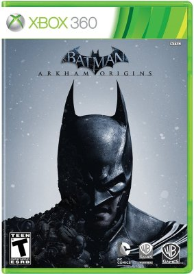 Batman: Arkham Origins cover art © DC Comics, WB Games Montreal, WB Games