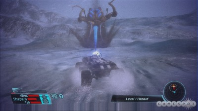 Oh god...NOT ANOTHER THRESHER MAW!!