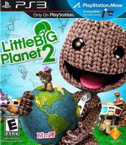 Little Big Planet 2 cover art © Media Molecule, Sony