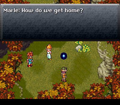 Chrono Trigger-22 - wanna go home