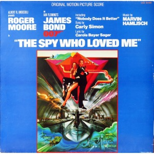 The Spy Who Loved Me original motion picture soundtrack (1977)