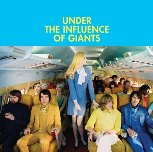 Under the Influence of Giants - self-titled (2006)