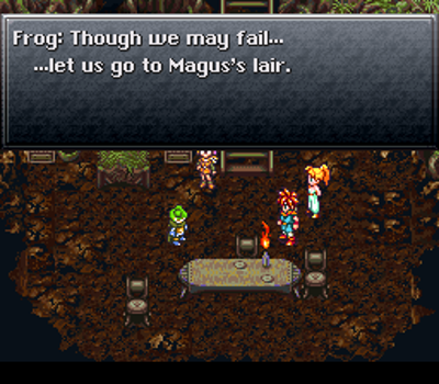 CT16 Frogs and Magus