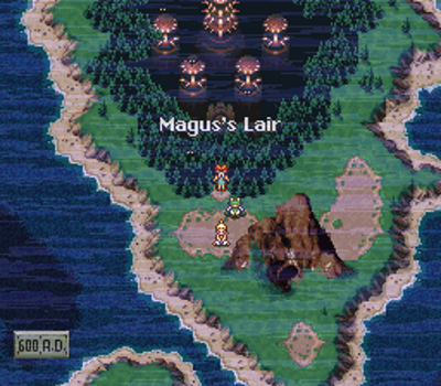 CT21 at magus lair