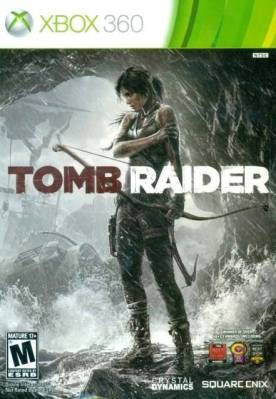 Tomb Raider (2013) cover art © Crystal Dynamics, Square Enix, Microsoft