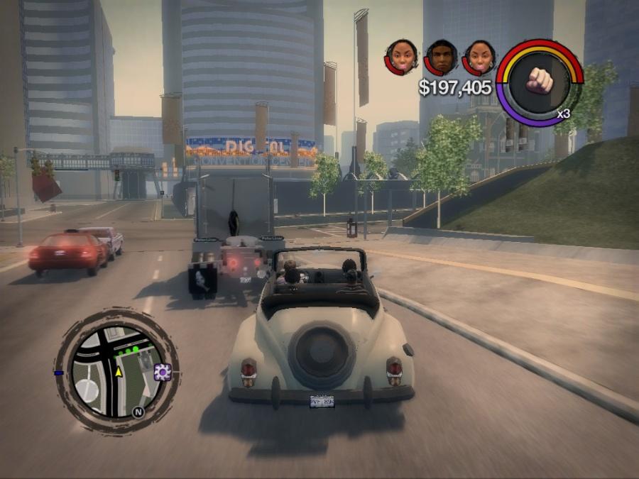 SR2 - driving