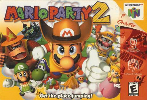 Mario Party 2 cover art © Nintendo