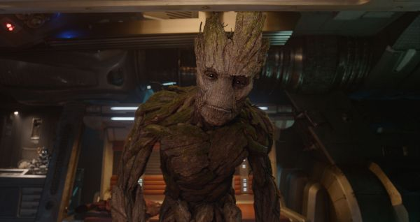 Marvel's Guardians Of The Galaxy..Groot (voiced by Vin Diesel)..Ph: Film Frame..©Marvel 2014